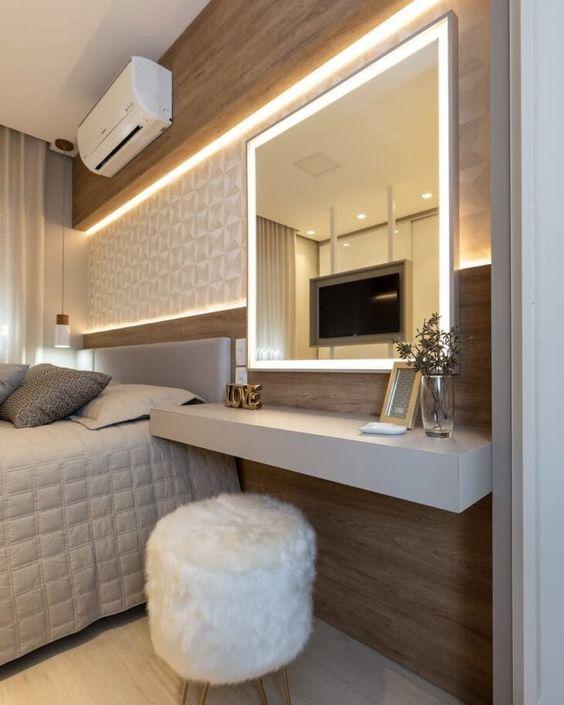 decoracao para suite de casal 1
