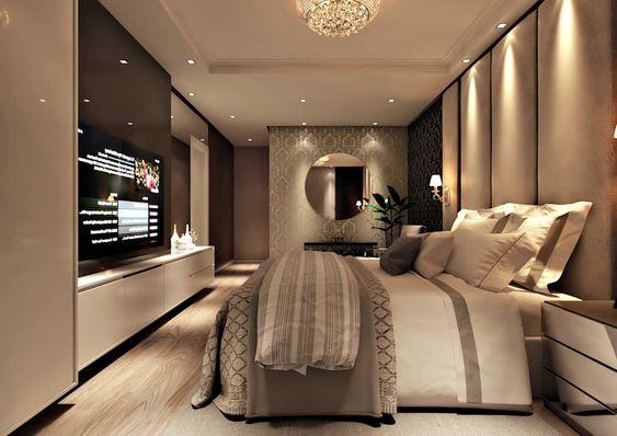 decoracao para suite de casal 7
