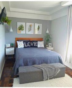 decoracao para suite de casal 8