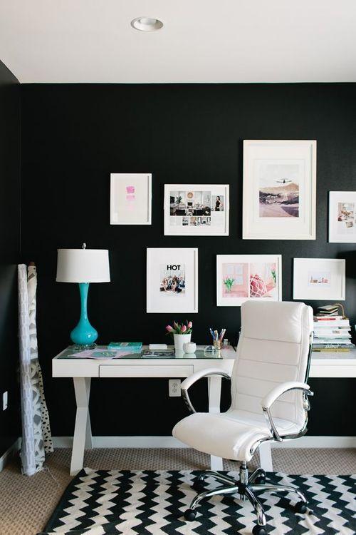 decoracao parede preta 2