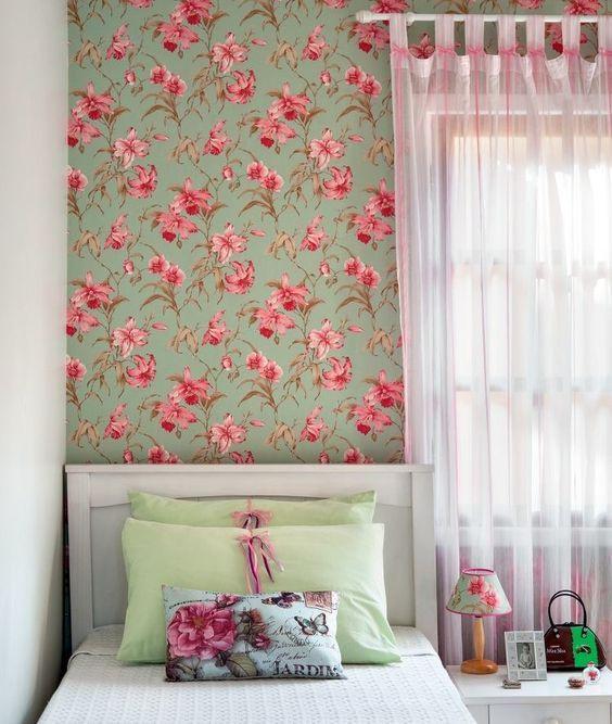 decoracao parede tecido 1