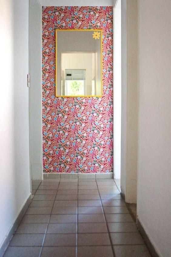 decoracao parede tecido 13