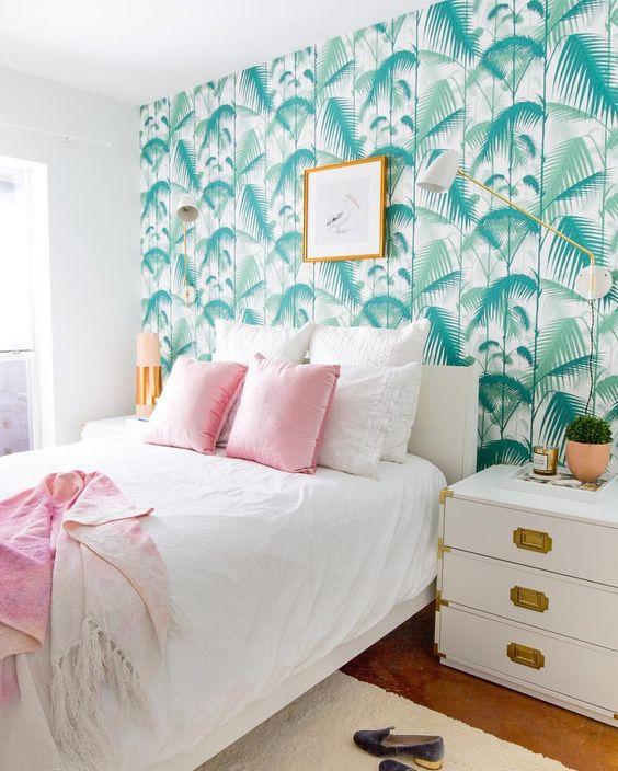 decoracao parede tecido 2