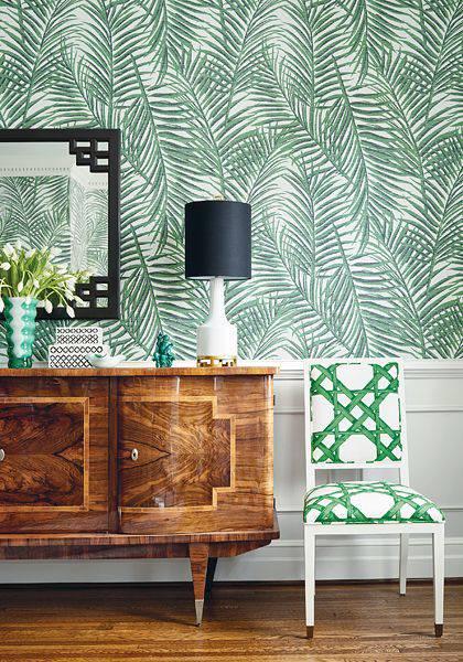 decoracao parede tecido 3