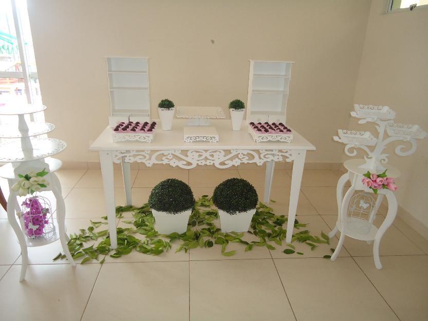 decoracao provencal mesas cadeiras