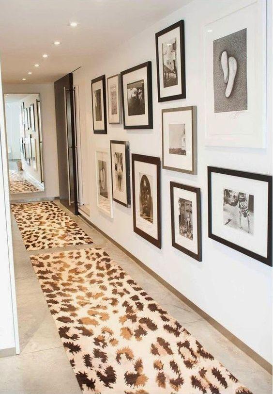 decoracao quadros corredor 1