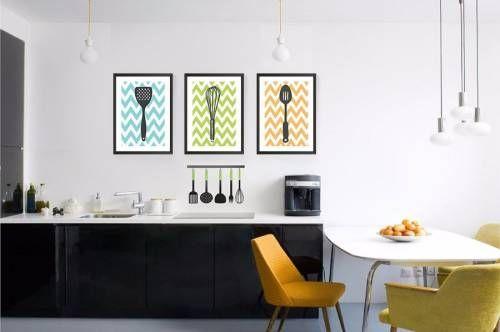 decoracao quadros cozinha 1