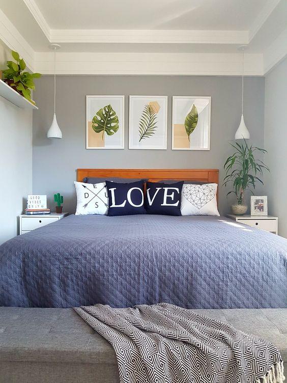 decoracao quadros quartos 1