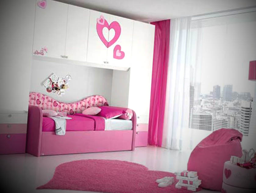 decoracao quarto barbie