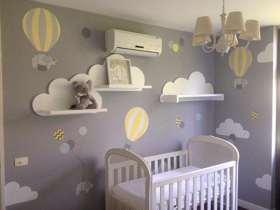 decoracao quarto bebe 1 2