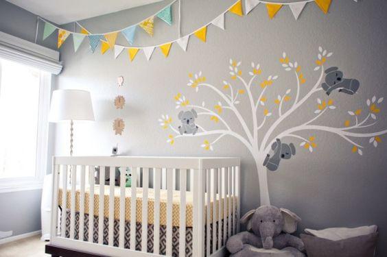 decoracao quarto bebe 1