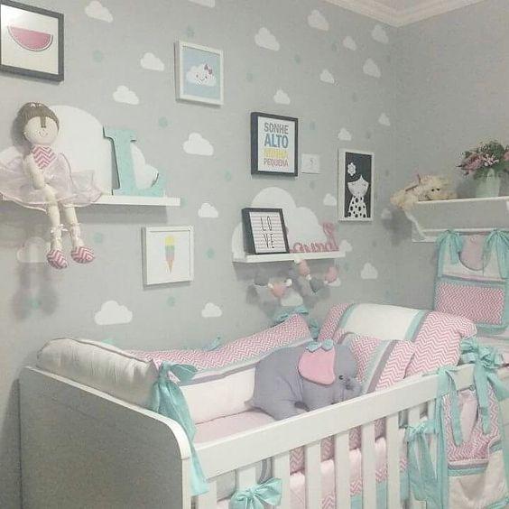 decoracao quarto bebe 4 1