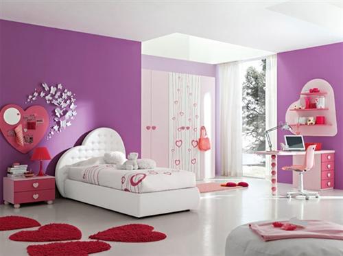 decoracao quarto de menina