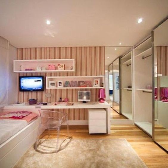 decoracao quarto feminino 1