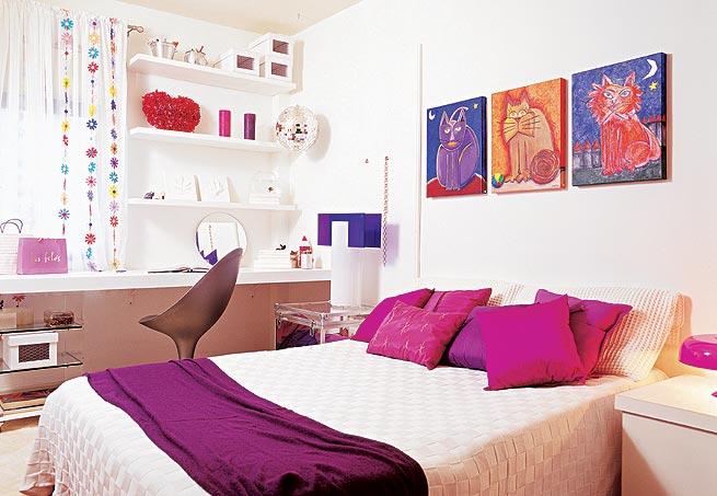 decoracao quarto feminino adolescentes