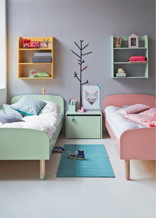 decoracao quarto infantil casal
