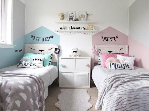 decoracao quarto infantil menino menina