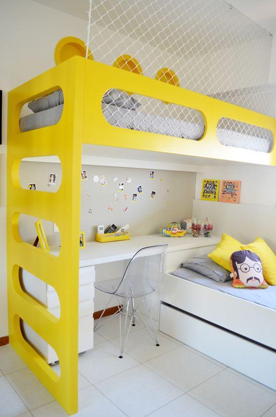 decoracao quarto infantil planejado