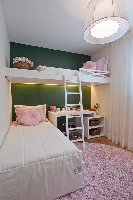 decoracao quarto infantil simples