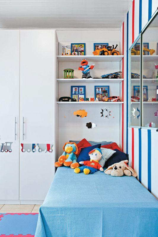 decoracao quarto menino infantil