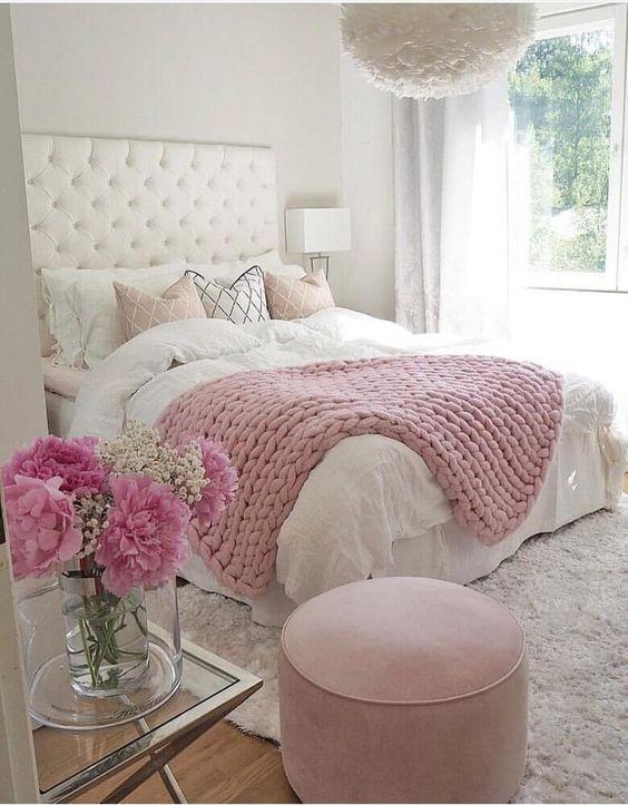 decoracao quarto romantico casal