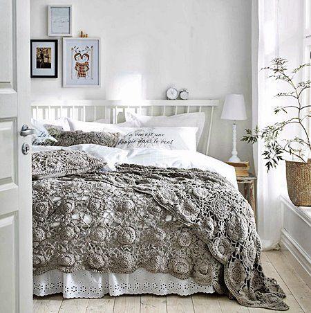 decoracao quarto romantico simples branco