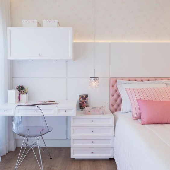 decoracao quarto romantico simples