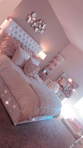decoracao quarto romantico