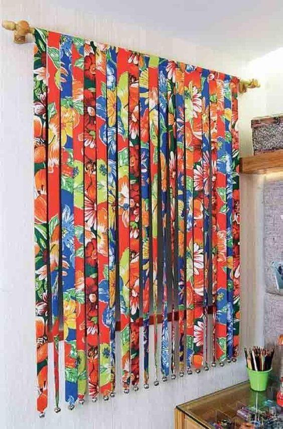 decoracao retalhos tecido 9