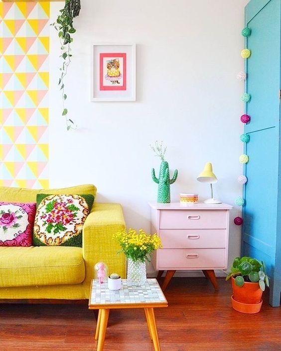 decoracao sala cor 1