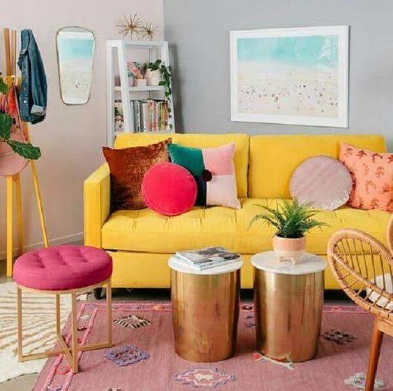 decoracao sala cor 2