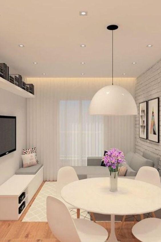 decoracao sala de estar