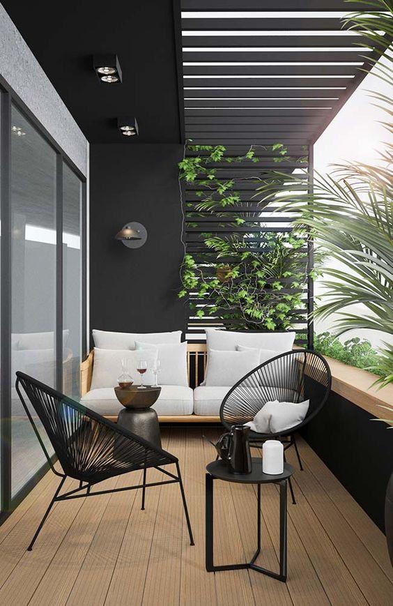 decoracao terraco apartamento pequeno 1