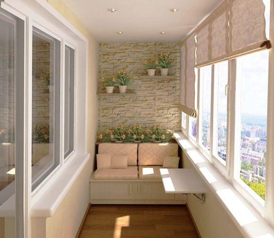 decoracao terraco simples claro