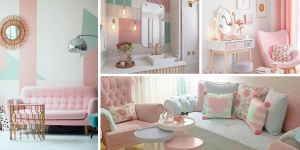 Como Decorar com Tons Pastel