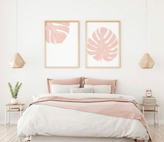 decoracao tom pastel quarto rosa