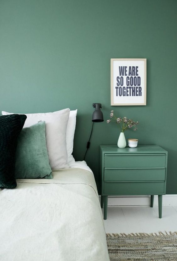 decoracao tom verde 1