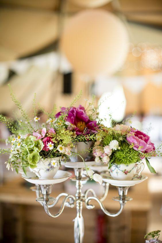 decoracao xicaras flores 1