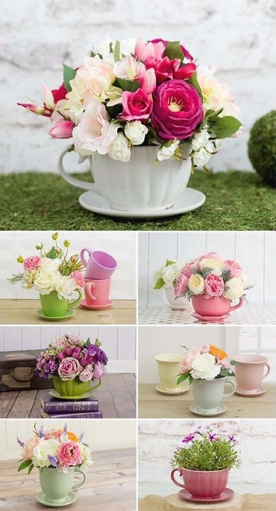 decoracao xicaras flores 10