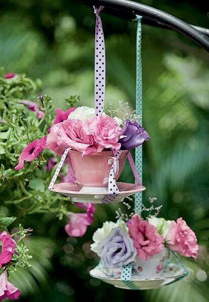 decoracao xicaras flores 6