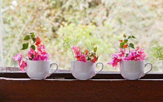 decoracao xicaras flores 8