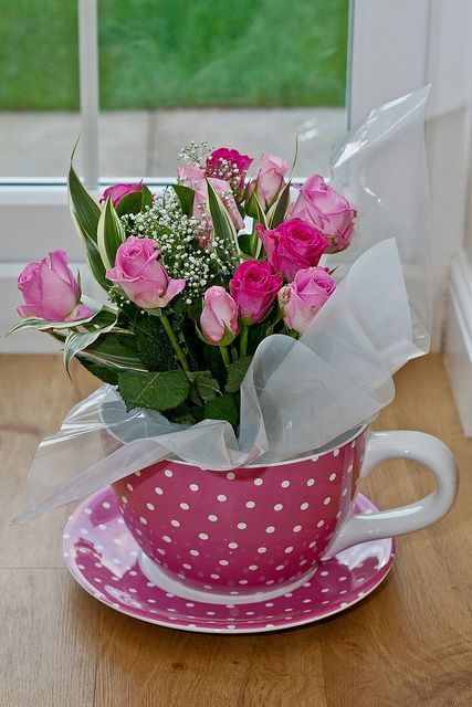 decoracao xicaras flores 9