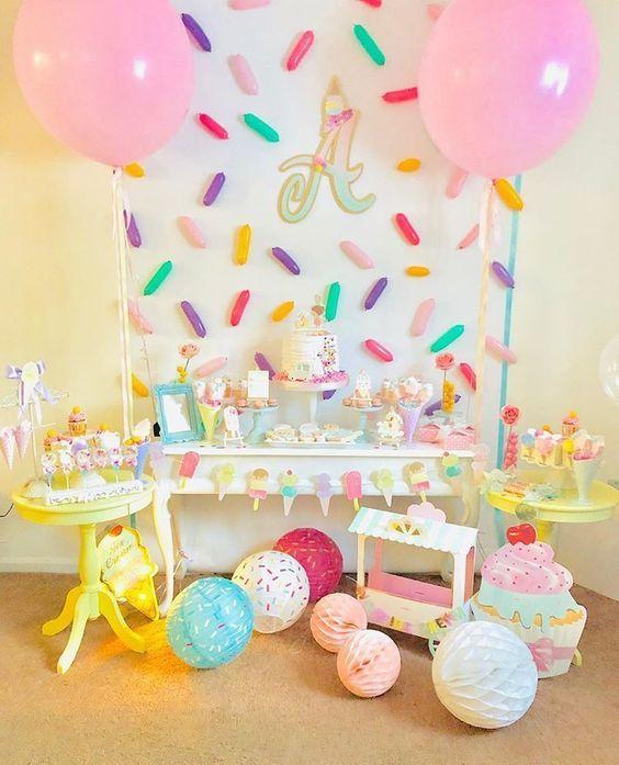 decoraco festa infantil 3