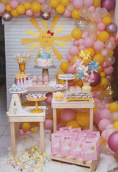 decoraco festa infantil 5