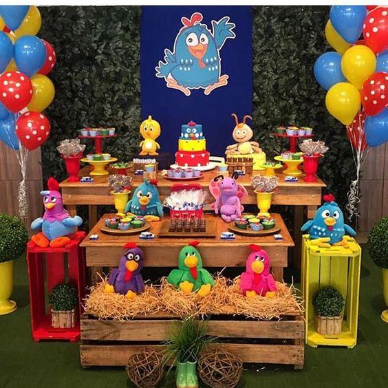 decoraco festa infantil 7