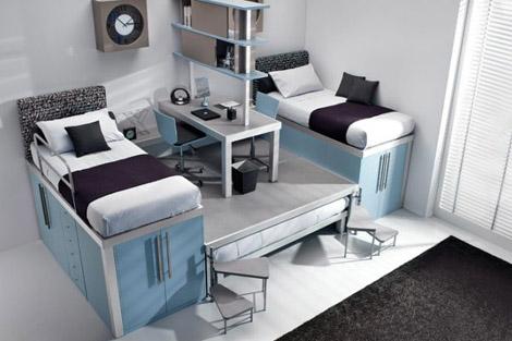 decorar apartamento pequeno com moveis planejados