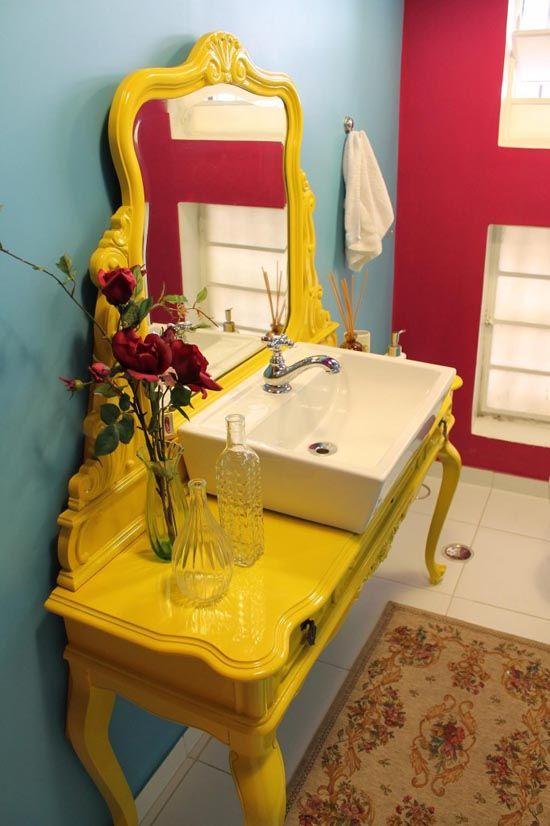 decorar banheiro antigo 4