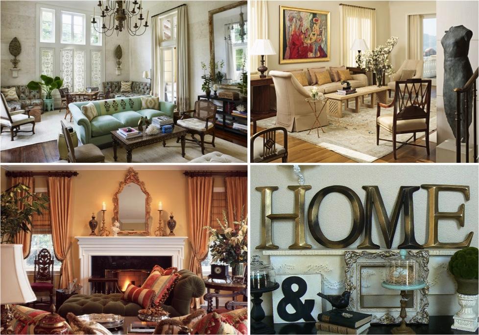 Decora o de casas cl ssicas for Casa clasica moderna interiores