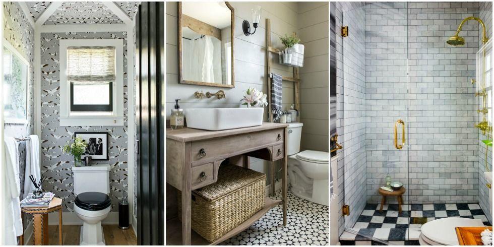 decorar casa de banho pequena