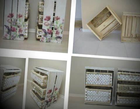 decorar com material de reciclagem